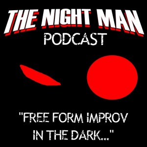Night Man Podcast Logo