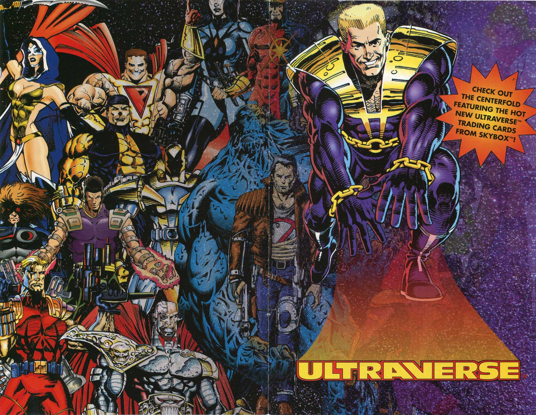 Countdown to Ultraverse