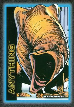 Freex Anything Ultraverse Trading Card
