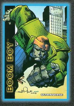Freex Boom Boy Ultraverse Trading Card