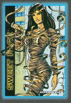 Freex Sweet Face Ultraverse Trading Card
