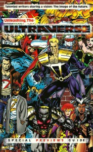 Unleashing the Ultraverse