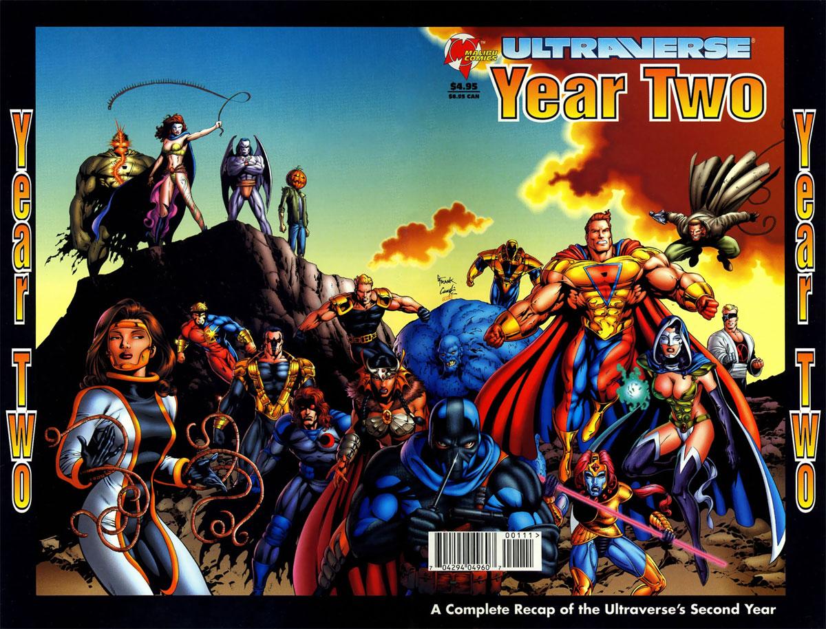 Ultraverse Year 2