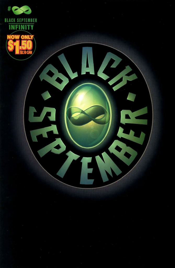 Ultraverse Black September Infinity