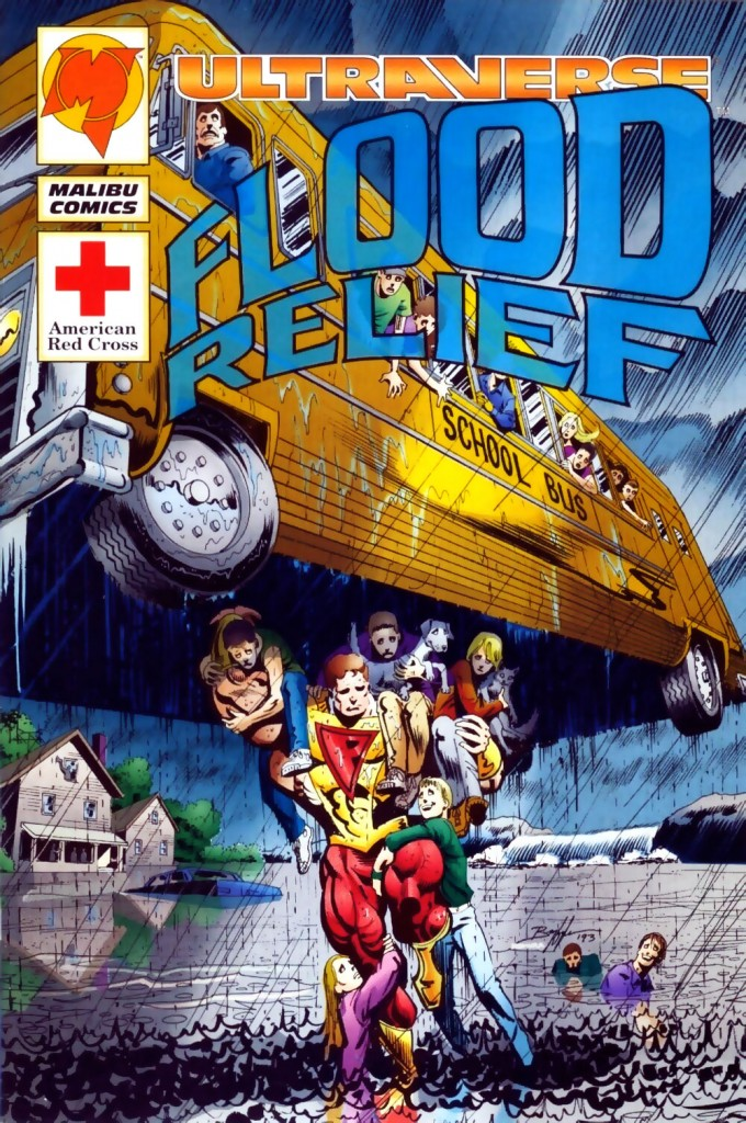 Ultraverse Flood Relief
